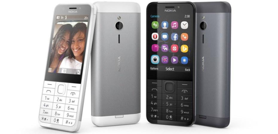 Microsoft zbuloi Nokia 230, një telefon dedikuar jetëgjatësisë së baterisë dhe selfieve