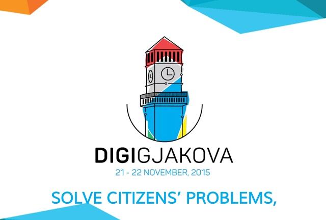 Qyteti i Gjakovës mirëpret evenimentin DIGIGJAKOVA në datat 21-22 Nëntor