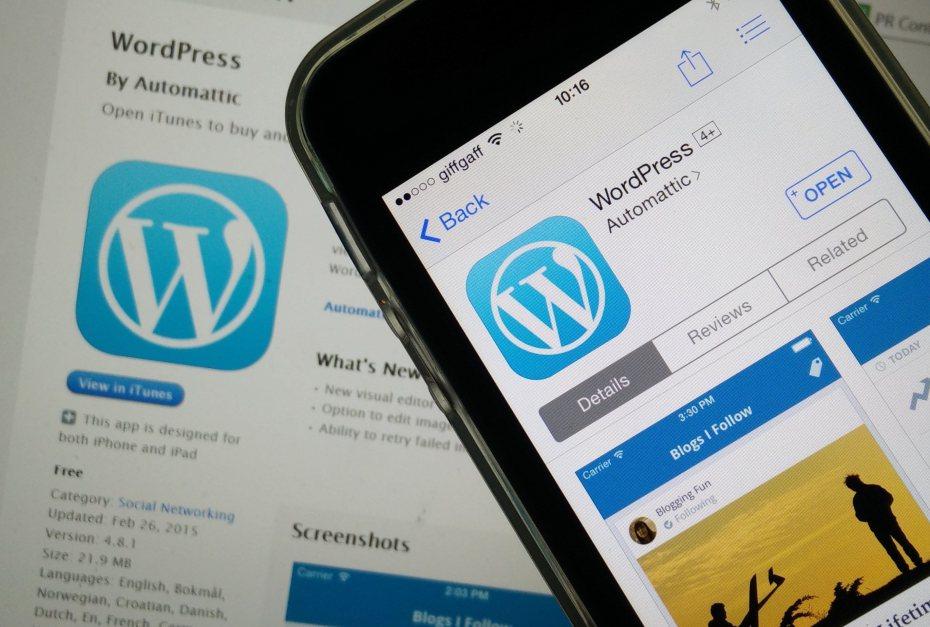 Platforma WordPress fuqizon 25 % të gjithë ueb-it