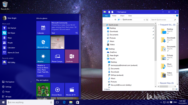 Microsoft njoftoi zyrtarisht përditësimin e parë madhor në Windows 10
