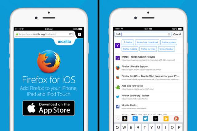 Shfletuesi Firefox në iOS thyen tabunë me debutimin zyrtar në platformën e Apple