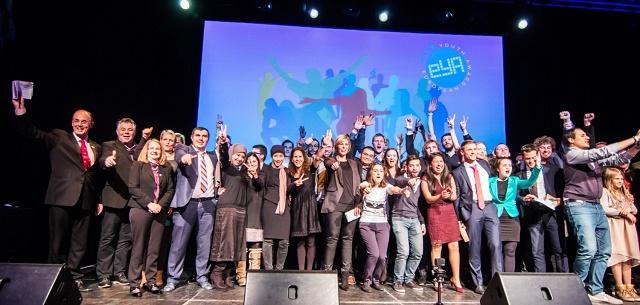 Datat 18-21 Nëntor sjellin Festivalin e Madh të European Youth Awards në Graz të Austrisë