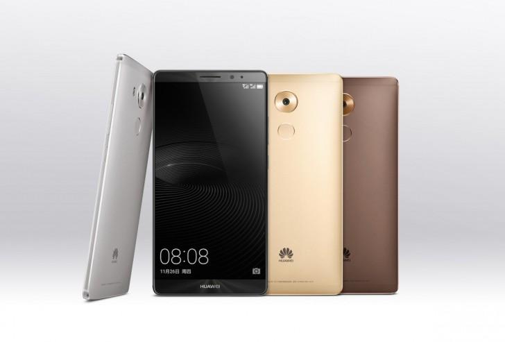 Huawei Mate 8 është një phablet 6 inç madhështor me kosto fillestare 500 dollar