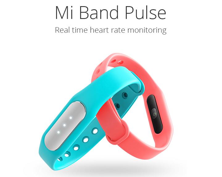 Xiaomi Mi Band Pulse gjurmon gjumin, hapat dhe rrahjet e zemrës për 15 dollar