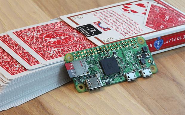 Raspberry Pi prezantoi Pi Zero: Një kompjuter 5 dollarësh me proçesor 1 Ghz dhe 512 MB RAM