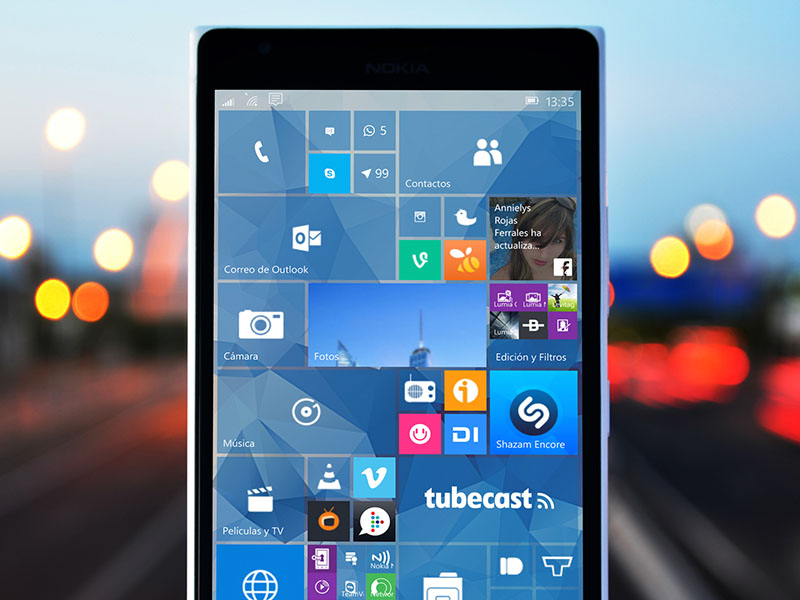Ndërtimi 10586 i Windows 10 Mobile është versioni zyrtar dhe final i platformës