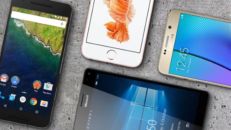 10 telefonët inteligjentë më të mirë të 2015-tës