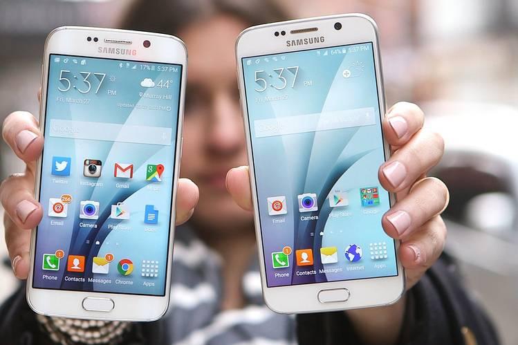 Samsung Galaxy S7 me prekje 3D, USB-C dhe skaner të retinës