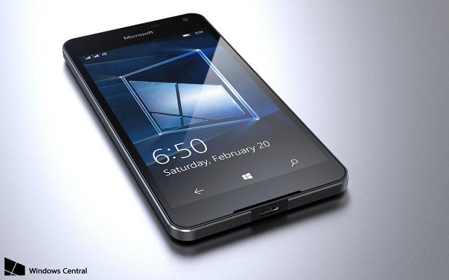 Me Lumia 650, Microsoft sjell një telefon me dizajn metalik dhe kosto të ulët