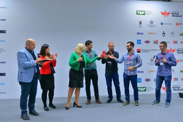 Startup-Weekend-Tirana-Fituesit-vendi-dyte-Green-copy-businessmag-1024x684