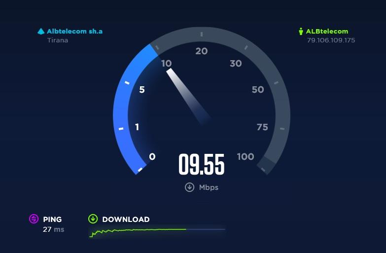 Ookla sjell ndërfaqen e re të ueb aplikacionit Speedtest.net me prirje drejt dizajnit të rrafshët