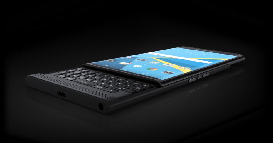 BlackBerry publikoi përditësimin e parë madhor në telefonin Android BlackBerry Priv
