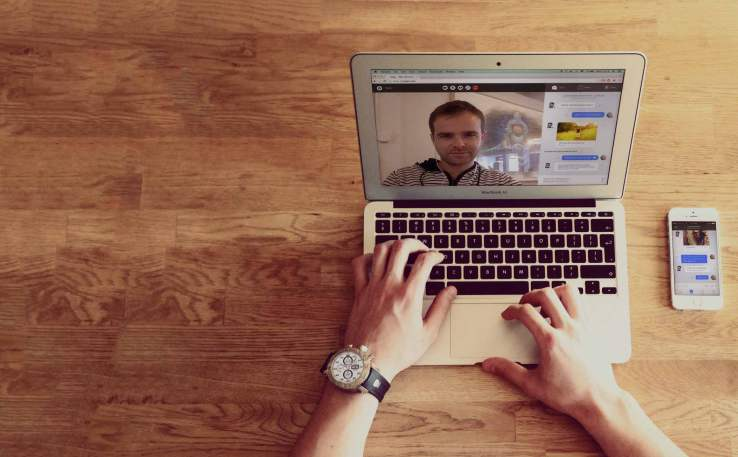 Sylaps, një shërbim i cili realizon thirrje audio dhe video përmes shfletuesit