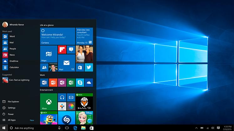 Microsoft rekomandon përdoruesve Windows 10-tën përmes taktikave të përdorura gjerësisht nga maluerët