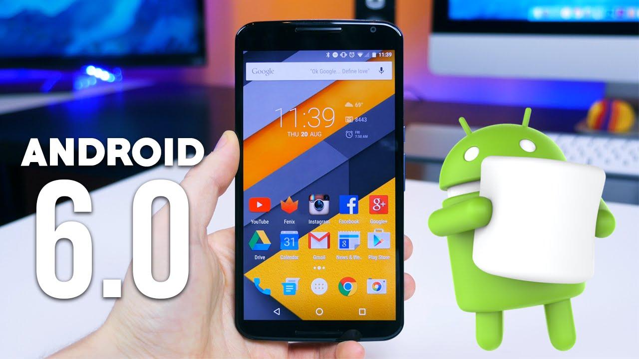 Google publikoi përditësimin Android 6.0.1 për Nexus 6P, 5X, 6, 5 dhe Nexus 7 2013