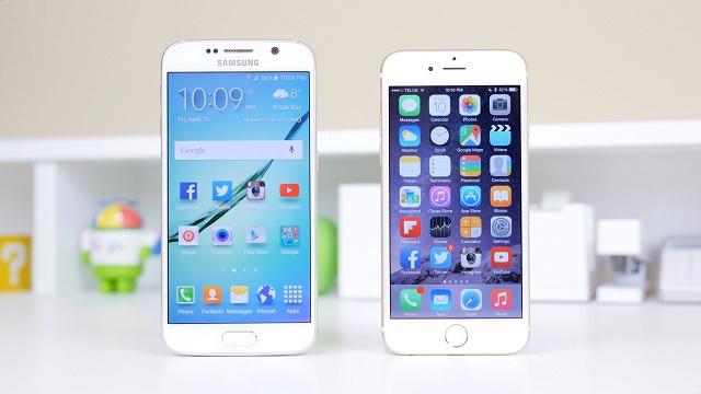 Në luftën mobile mes platformave dhe prodhuesve fitimtarët janë Apple dhe Google