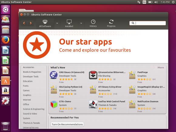 Ubuntu 16.04 braktis Qendrën e Softuerit në favor të GNOME Software