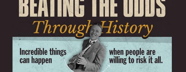 Cilët janë disa nga iniciatorët më të guximshëm të historisë? (Infografik)