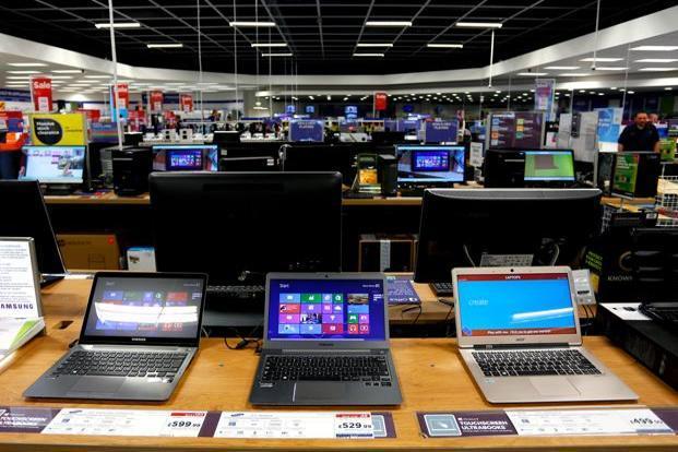 Shitjet e kompjuterave në tatëpjetë në 2015-tën citon raporti i Gartner
