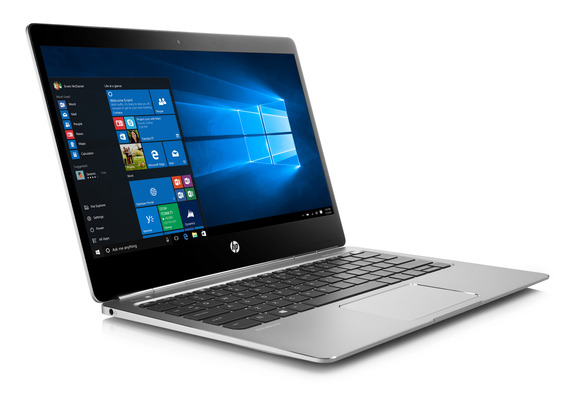 HP sfidon MacBook Air me laptopin EliteBook Folio G1