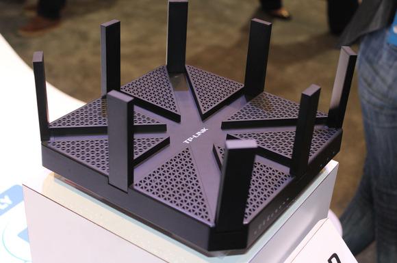 TP-Link prezantoi routerin e parë 802.11ad i cili operon në tre banda të pavarura