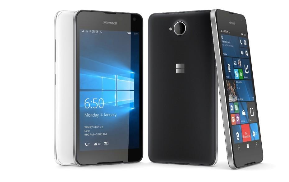 Microsoft prezantoi Lumia 650, një telefon dedikuar konsumatorëve të biznesit