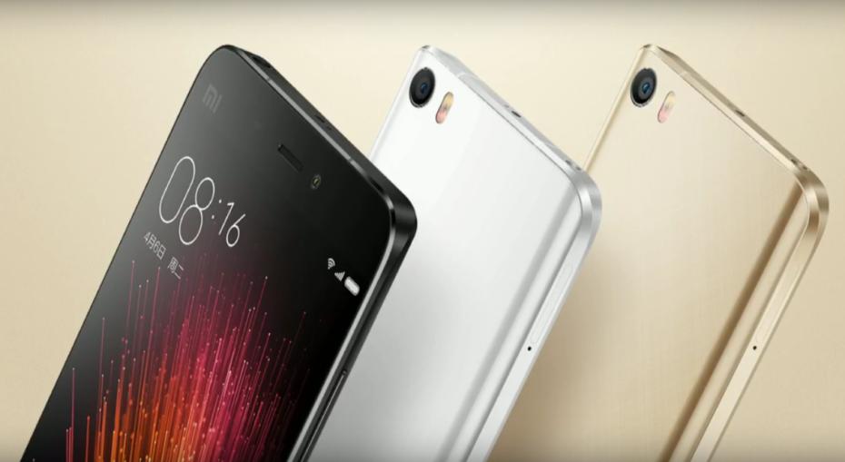 Xiaomi zbuloi detajet e telefonit më të mirë të kompanisë për 2016-tën, Mi5