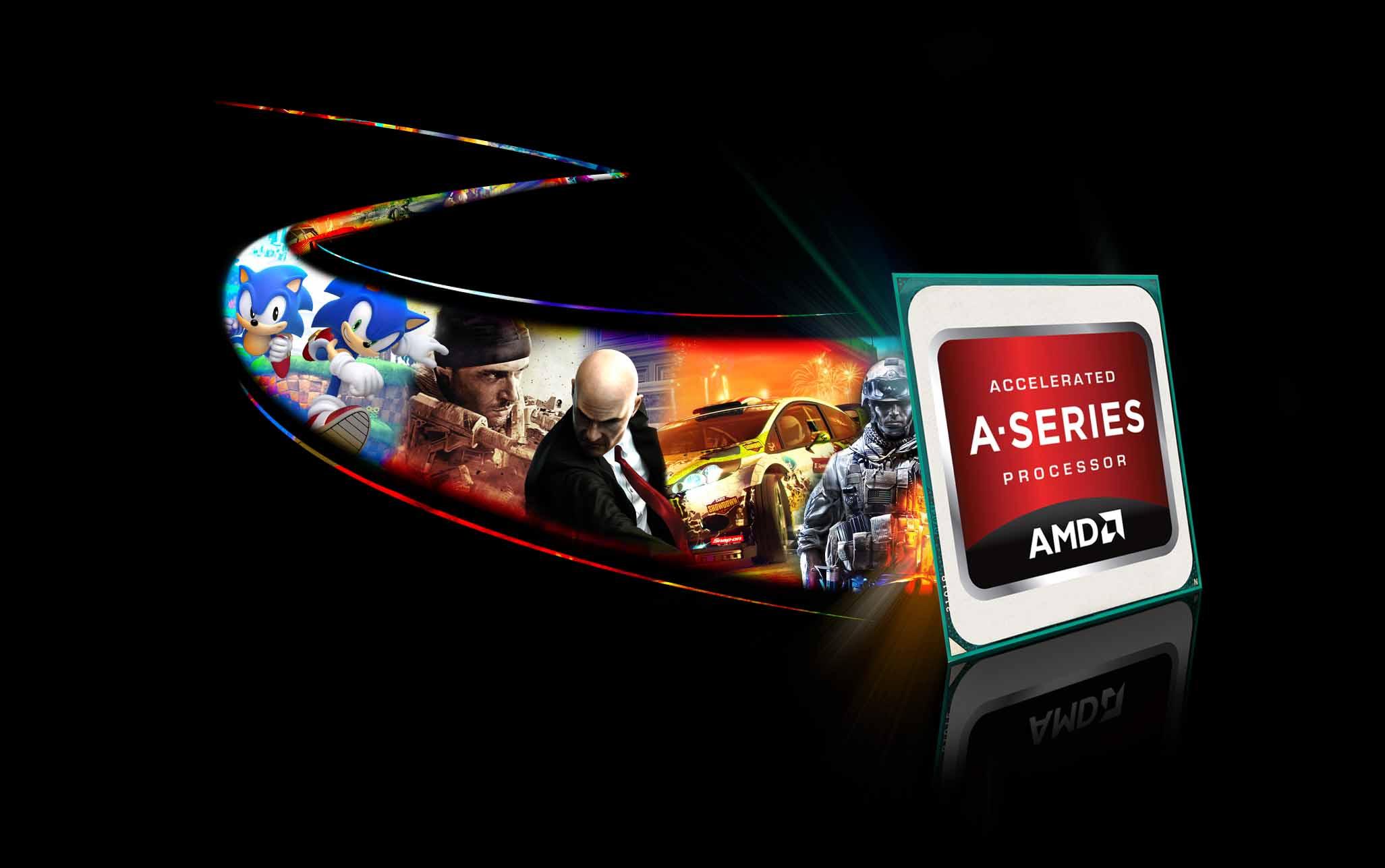 """AMD prezantoi dy APU të reja dhe proçesorin e parë """"Excavator"""" Athlon X4 845"""