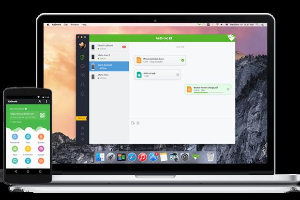 AirDroid ballafaqohet me probleme të sigurisë në aplikacionin desktop dhe Android