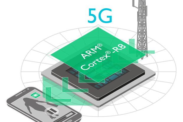 ARM prezantoi proçesorin e ri Cortex R8 për modemët 5G dhe paisjet e ruajtjes së të dhënave