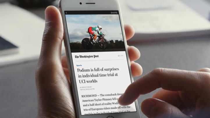 Facebook do të ofrojë programin Instant Articles për të gjithë publikuesit nga data 12 Prill