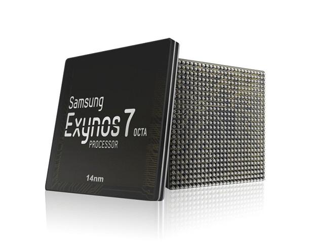 Samsung sjell akitekturën 14 nm me proçesorin Exynos 7870 tek telefonët buxhetorë