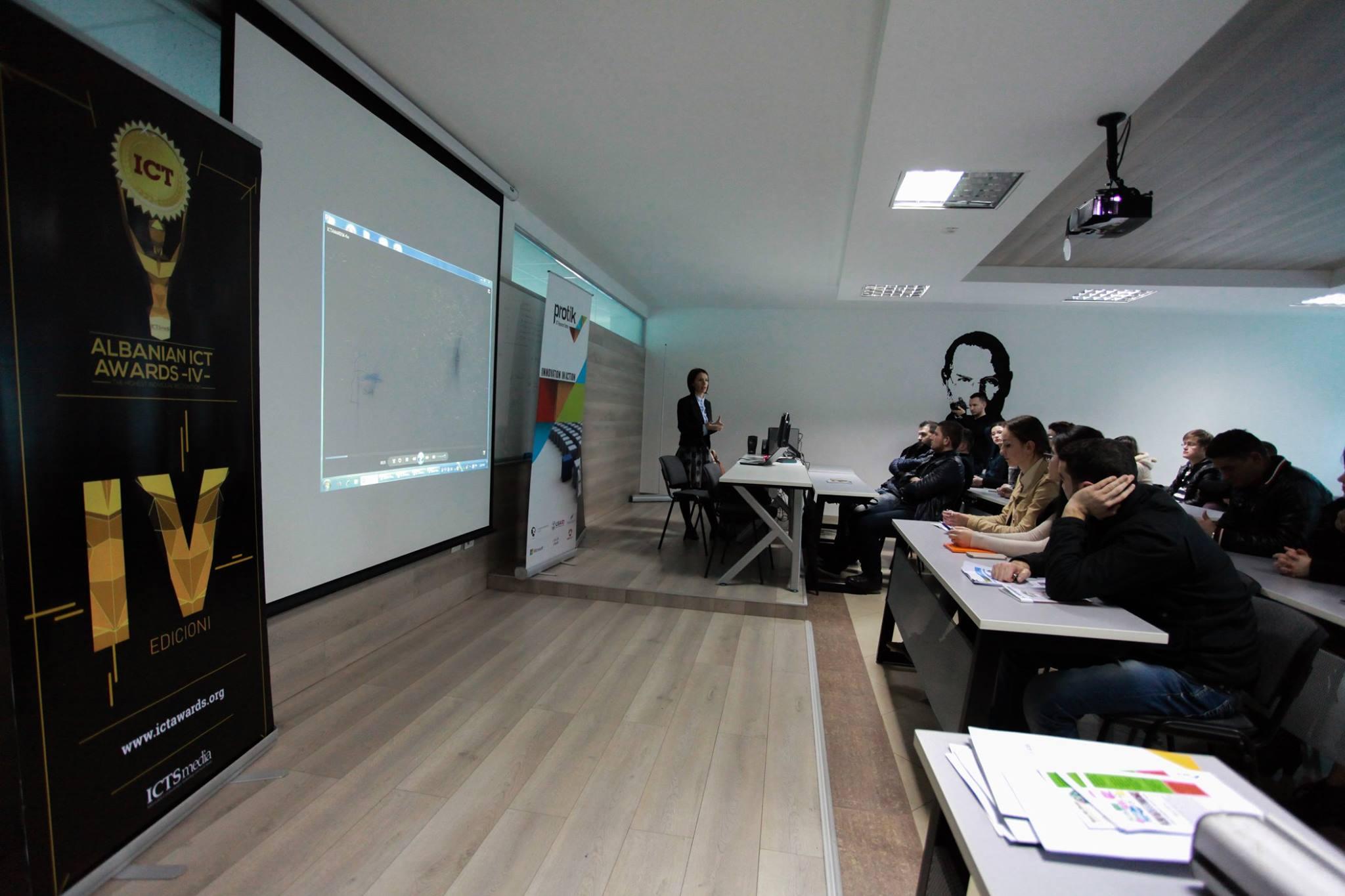 Albanian ICT Awards vijoi me tre takime maratonë në Tiranë dhe Prishtinë në datat 10-11 Mars