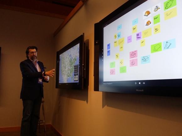 Microsoft nxjerr në shitje ekranin gjigand Surface Hub me kosto 22,000 dollar