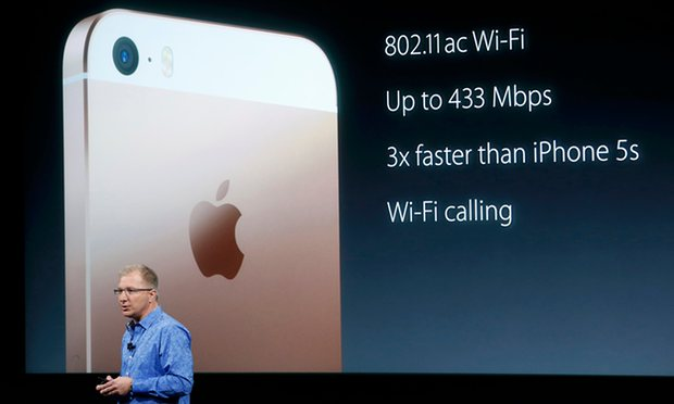 Apple zbuloi telefonin 4 inç iPhone SE me çmim fillestar 399 dollar