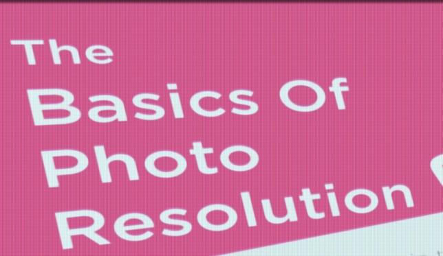 Çfarë është rezolucioni fotografik? (Infografik)