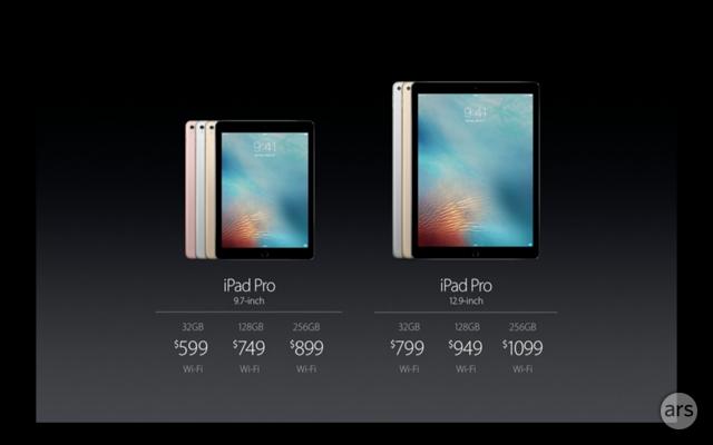 Njihuni me iPad Pro e ri, tani me ekran 9.7 inç dhe çmim 599 dollar
