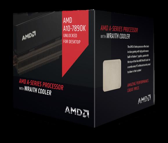 AMD prezantoi APU-në më të fuqishme prodhuar gjer më sot, A10-7890K