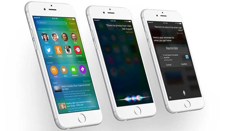 Apple rregullon problemin e aktivizimit të iPhone me një version të ri të iOS 9.3