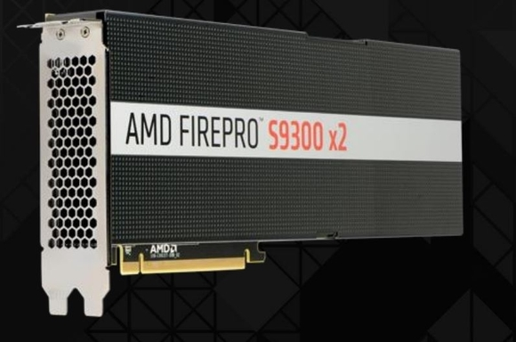 FirePro S9300 X2 dhe është karta grafike e dytë më e fuqishme e AMD-së