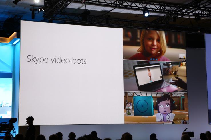 Microsoft sjell robotët në aplikacionin Skype për Desktop, Android, iOS dhe HoloLens