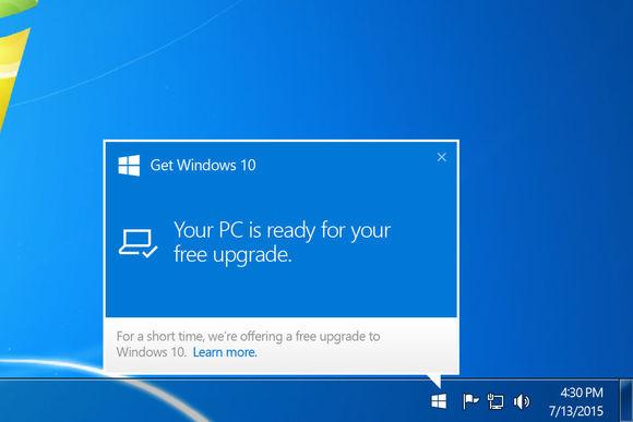 Përdoruesit e Windows 7-tës ankohen për përditësime pa paralajmërim në Windows 10