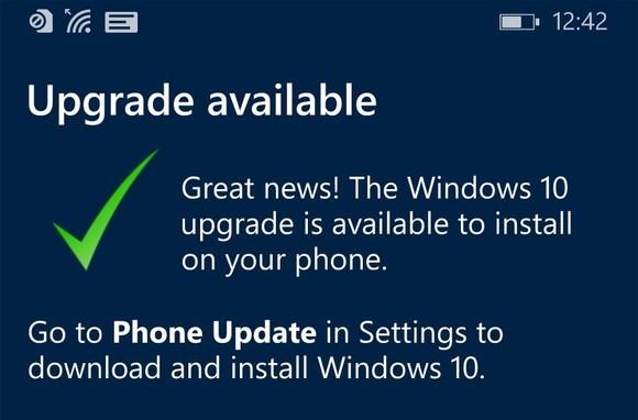 Ka filluar përditësimi i shumëpritur në Windows 10 Mobile tek telefonët Windows Phone 8.1