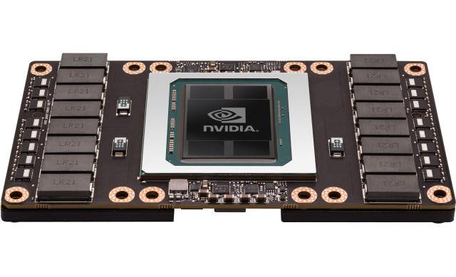 Nvidia prezantoi kartën e parë grafike me arkitekturën Pascal dhe superkompjuterin DGX-100