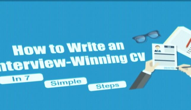 7 këshilla për ndërtimin e CV-së perfekte (Infografik)