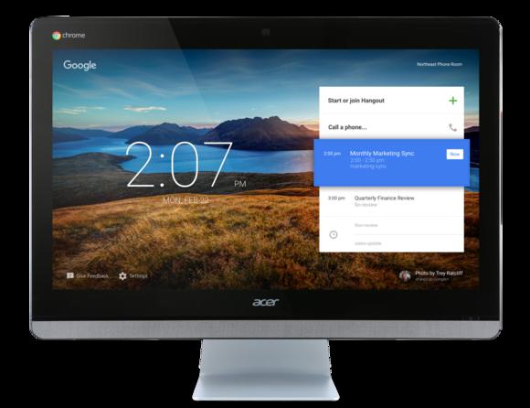 Acer prezantoi desktopin Chromebase bazuar në Chrome OS dhe dizenjuar për video konferencat
