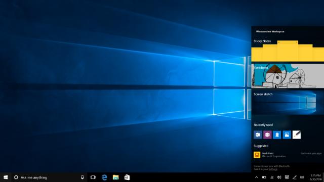 Ndërtimi i ri i Windows 10-tës: Menuja e re Start, qendra e re e njoftimeve dhe mbështetje për lapsat Stylus