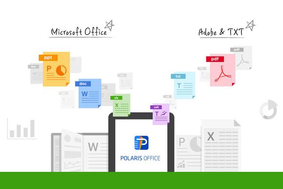 Polaris tregon ambicjet me një version të suitës Office për bizneset
