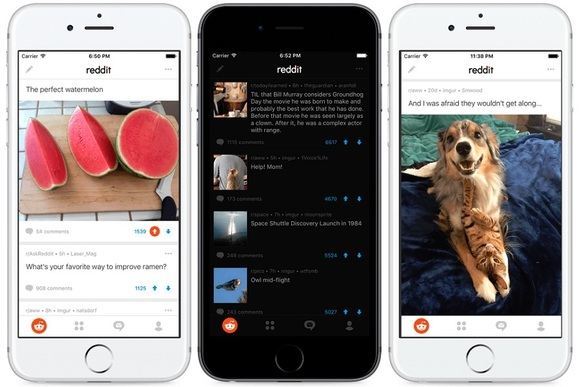 Reddit publikoi për herë të parë aplikacionet zyrtare iOS dhe Android në 2016-tën
