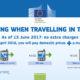 Bien tarifat roaming në vendet anëtare të Bashkimit Europian, 2017-ta shënon fundin e tyre